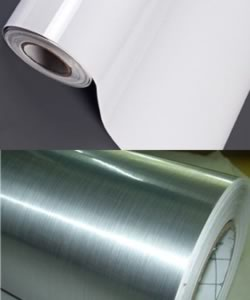 times and temperatures to sublimate White - Silver Self Adhesive Sublimation Vinyl
