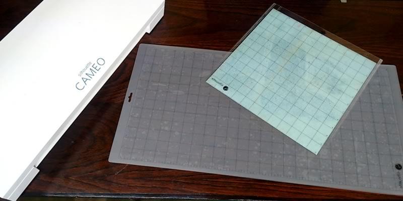 silhouette cameo 3 cutting mat